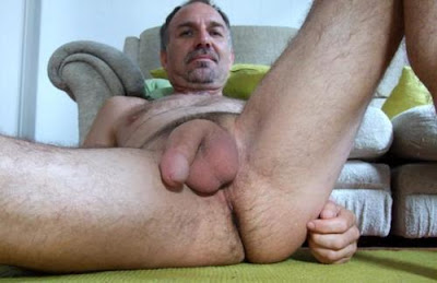 hairy gay dick