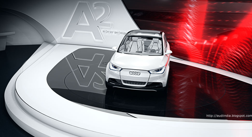 2012 Audi A2 Concept Technical Specifications Images