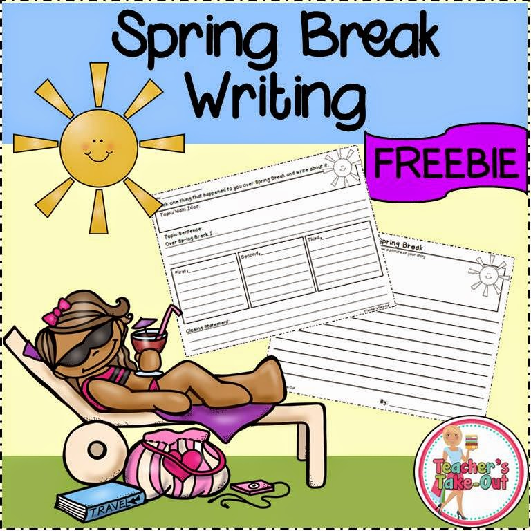 Spring break essay
