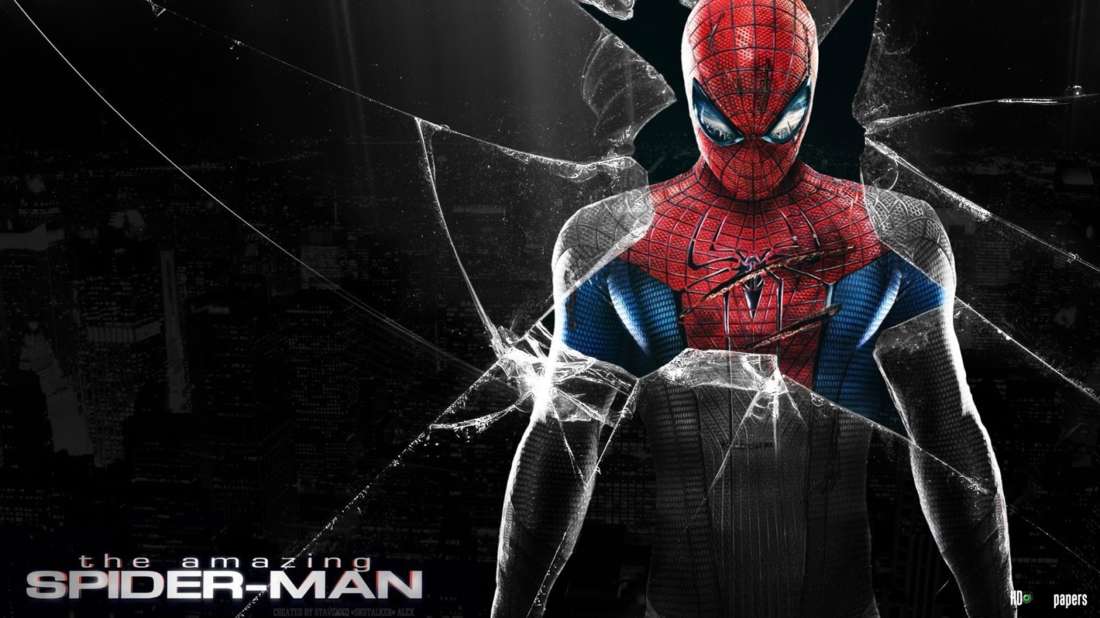 The Amazing Spiderman Wallpapers for Desktop
