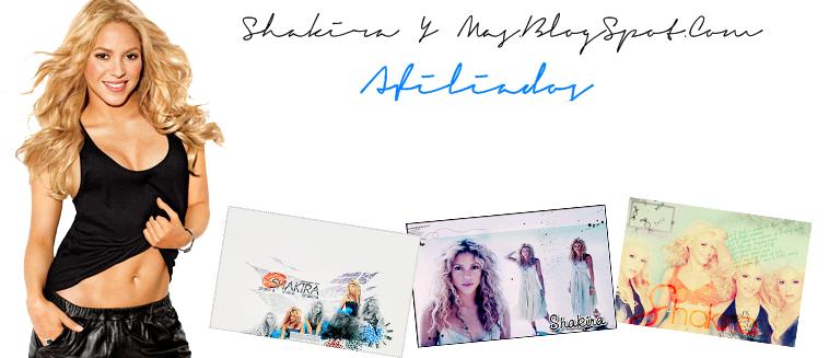 Shakira Y Mas | Afiliados