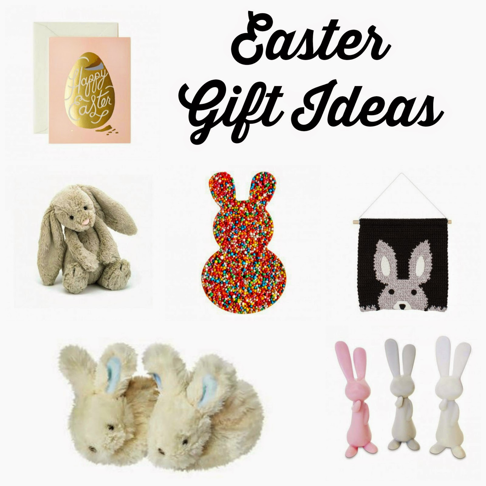 Honey and fizz the non chocolate easter gift guide the non chocolate easter gift guide negle Choice Image