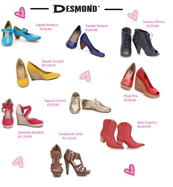 Calçados Desmond