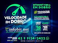 Velocidade em DOBRO e de GRAÇA é com a infobit Fibra.