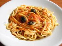 ricetta spaghetti alla pizzaiola