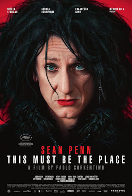 This must be the place - Sean Penn - poster/locandina