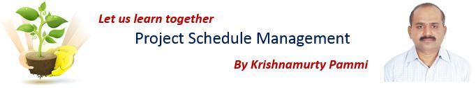 Project Schedule Management through 7 Steps