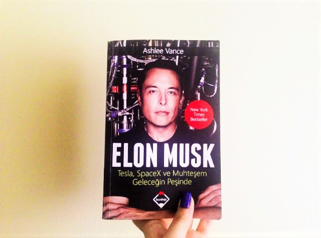 boek elon musk