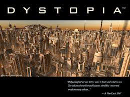 dystopia text set Dystopian young adult novels follow some common themes, and most  often  dystopian novels are set in a world that was previously obliterated and no longer .