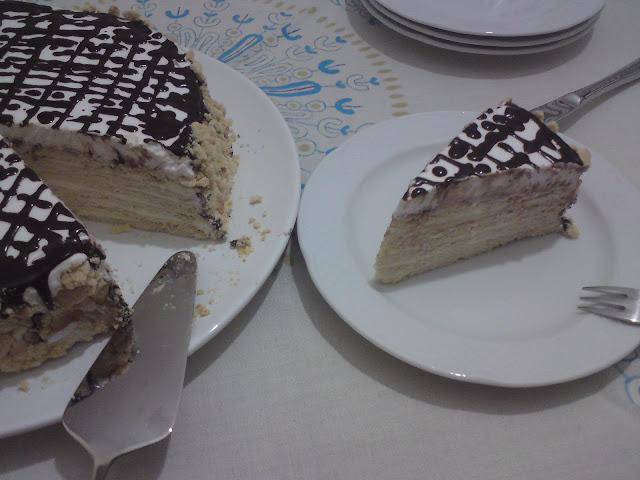 Ballı Pasta