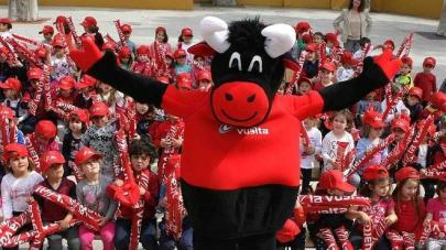 Mascota Vuelta España 2015