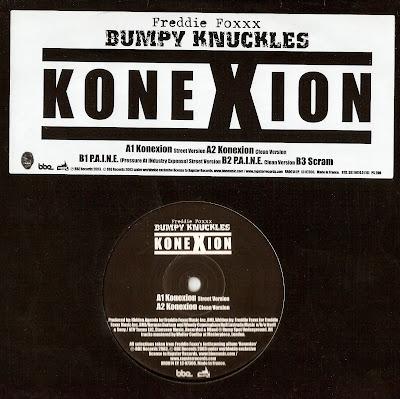 Freddie Foxxx (aka Bumpy Knuckles) – Konexion (VLS) (2003) (320 kbps)