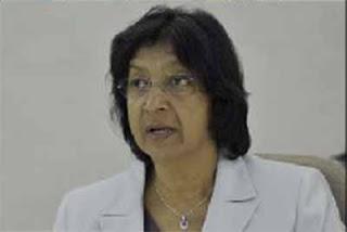 Navanetham Pillay to submit report on Sri Lanka to UNHRC