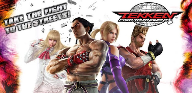 Tekken Card Tournament v1.044 Android