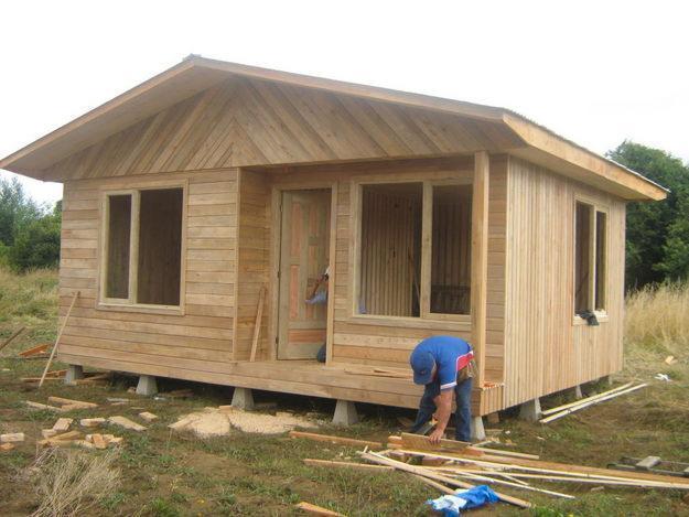 Kelwin mishelly casas de madera prefabricadas - Viviendas prefabricadas de madera ...