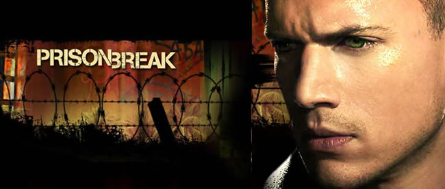 SÉRIES IN TORRENT PRISON BREAK: 1ª a 4ª Temporadas Completas ...