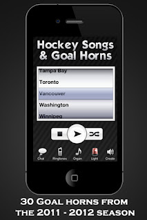 Hockey Goal Horns, Goal Light & Organ Songs IPA 2.7