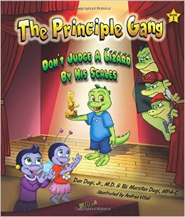 The Principle Gang: Don't Judge a Lizard by His Scales: Book One