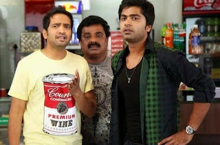 Santhanam Is My Spiritual Guide - Simbu