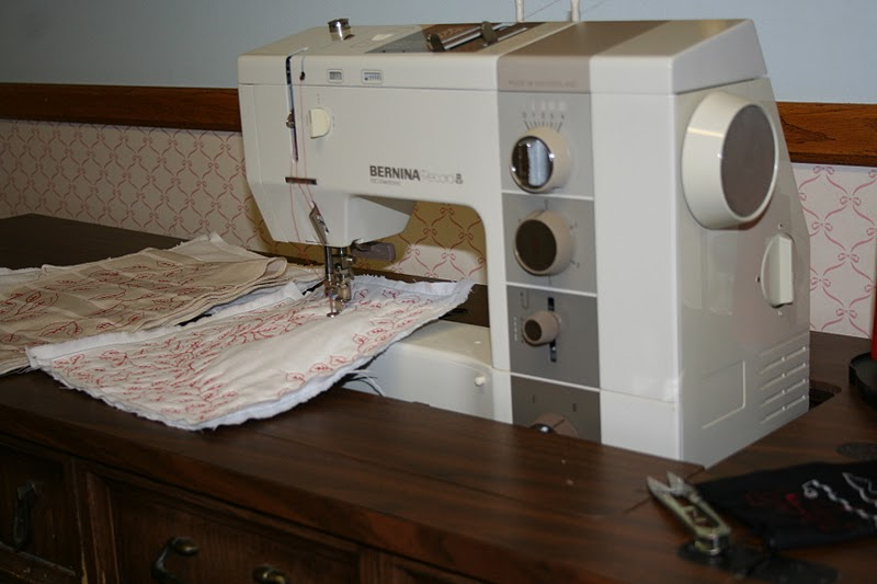 1983 Bernina 930 Record