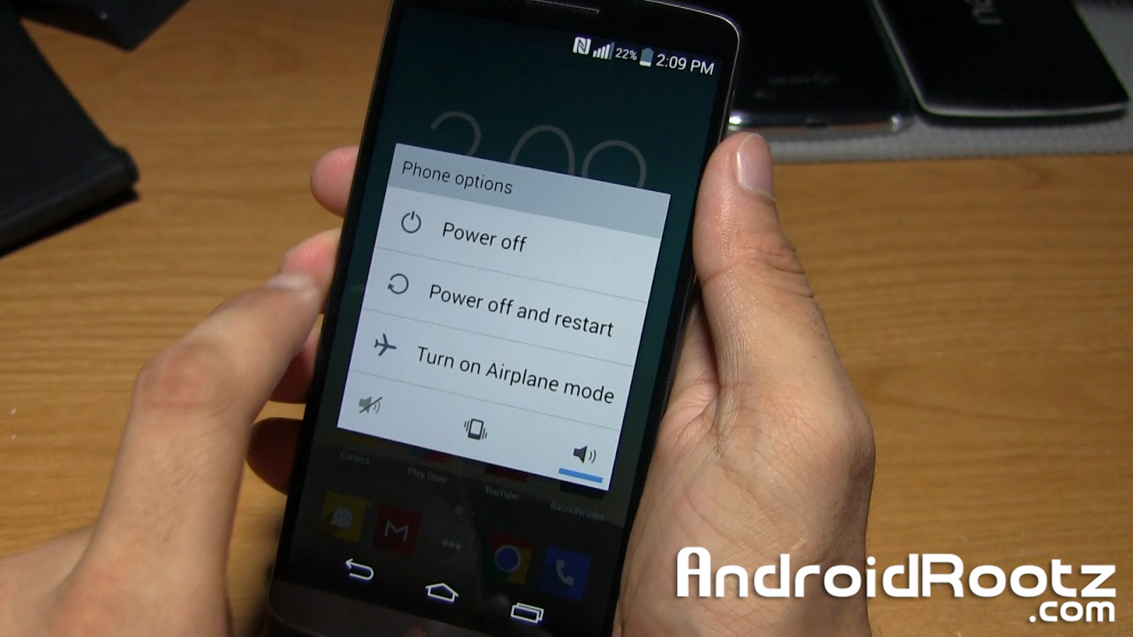 how to run stock android on lg g4