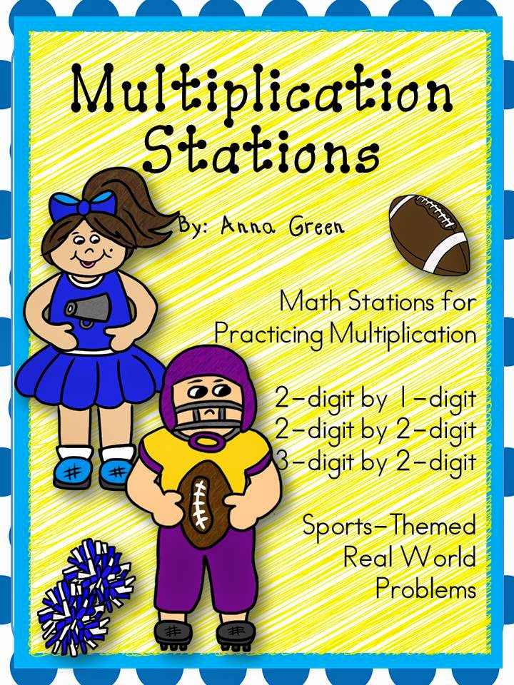 Multiplication Stations
