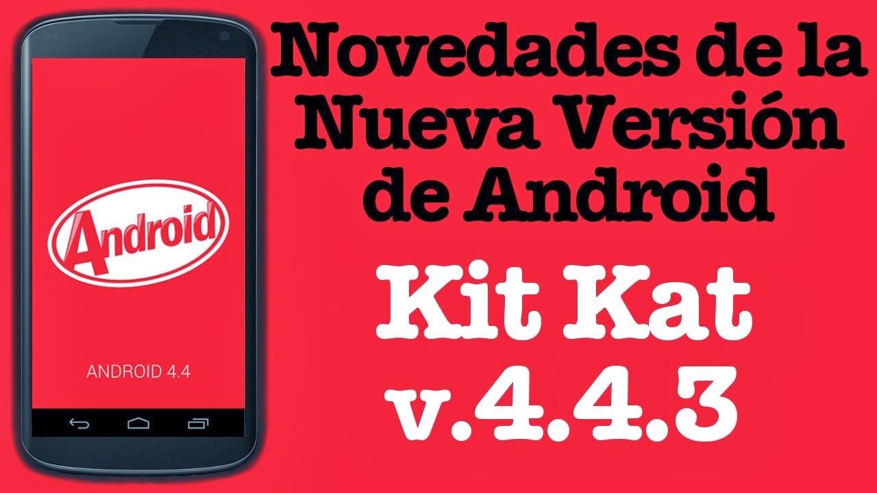 Após o lançamento do Android 4.4.2 para a linha Nexus; Android 4.4.3 já está em desenvolvimento