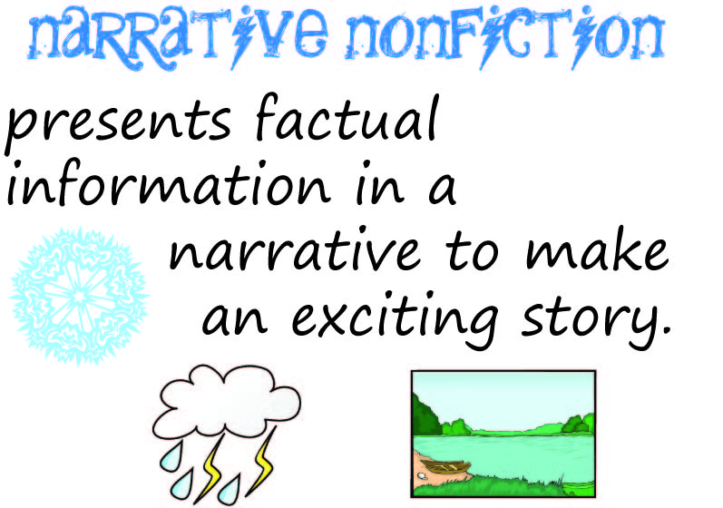 narrative writing genre A resource guide for teaching writing in grades k-4 narrative writing 9 it is useful to repeat this process for all writing genres.