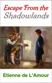 Escape from the Shadowlands kindle ebook