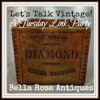 Let's Talk Vintage Link Party