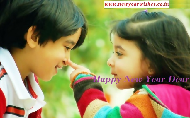 new year wishes for sister, new year sms for sis, cute new year wishes for brother, cute sister brother wallpaer