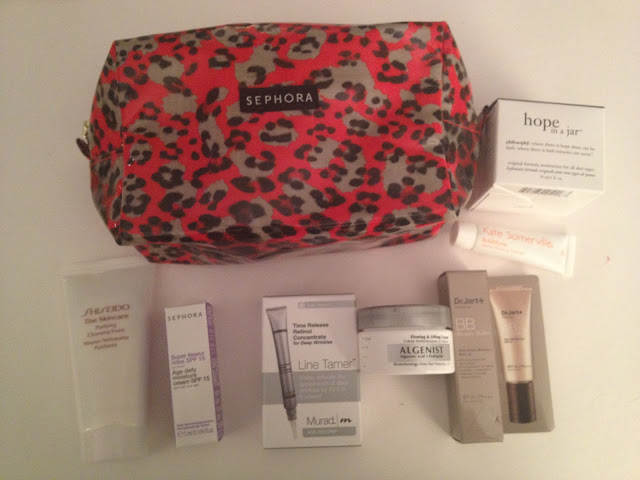 What's In My Sephora Skincare iQ Bag