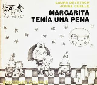 Margarita tenía una pena