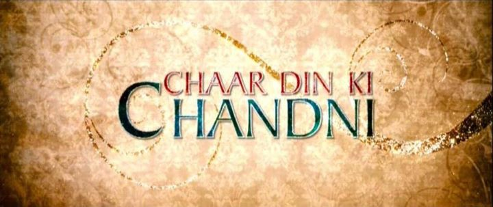 Watch Chaar Din Ki Chandni DVD Online Movie