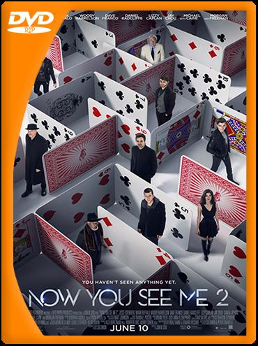 Los ilusionistas 2 (2016) DVDRip Latino