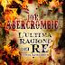 """SPECIALE JOE ABERCROMBIE – LA SAGA DE """"LA PRIMA LEGGE"""" (THE FIRST LAW) VOLUME TERZO  - PENSIERI E RIFLESSIONI SU """"L'ULTIMA RAGIONE DEI RE"""""""