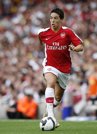 Transfer News Samir Nasri Arsenal Target Transfer Man Utd