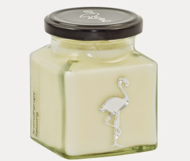 flamingo candles uk