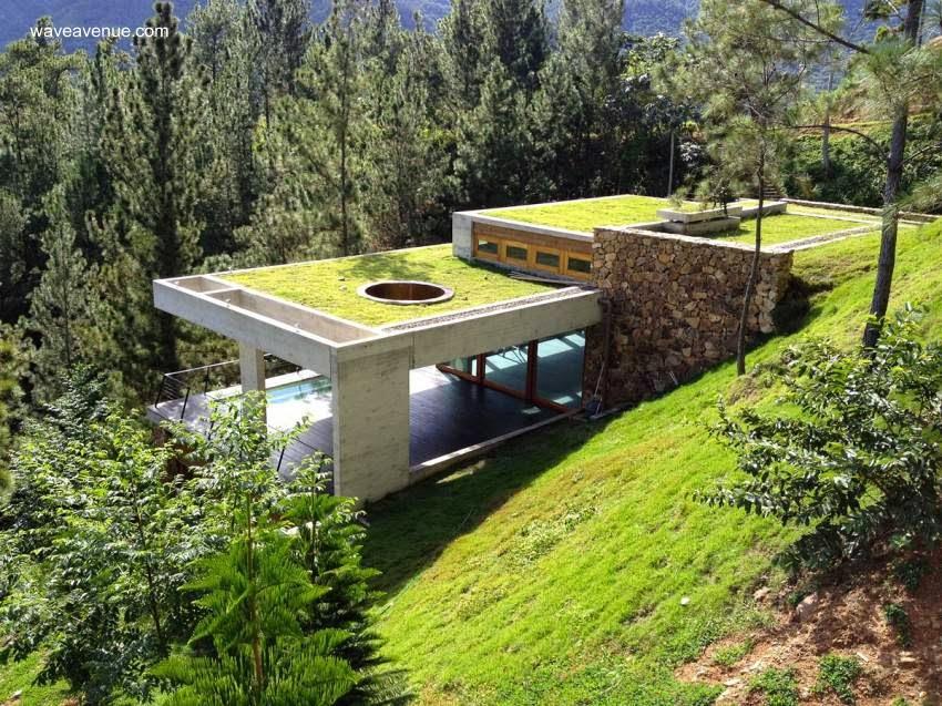 Casa ecológica bioclimática