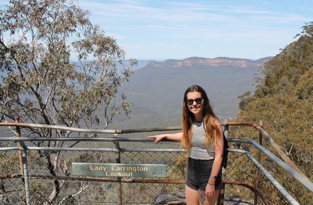 Blue Mountains, Sydney, Lady Carrington Lookout