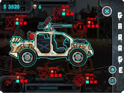 تحميل لعبة السيارات المقاتلة Dead Paradise 2016 coobra.net