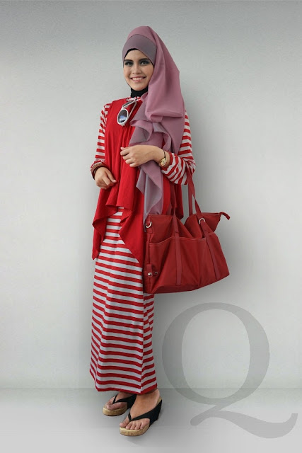 Gaun Muslim Modern | Grosir Baju Muslim Online | Grosir Busana Muslim | Harga Busana Muslim |