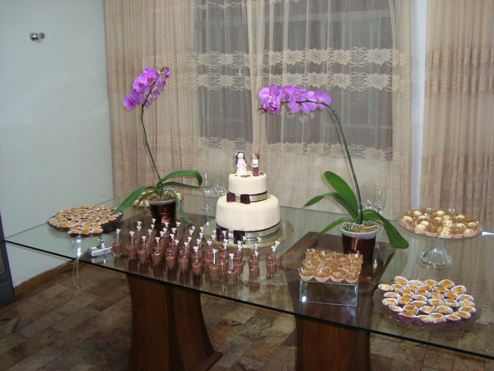 decoracao festa noivado:Jeito é Casar: Ideias de Decoração – Festa de Noivado