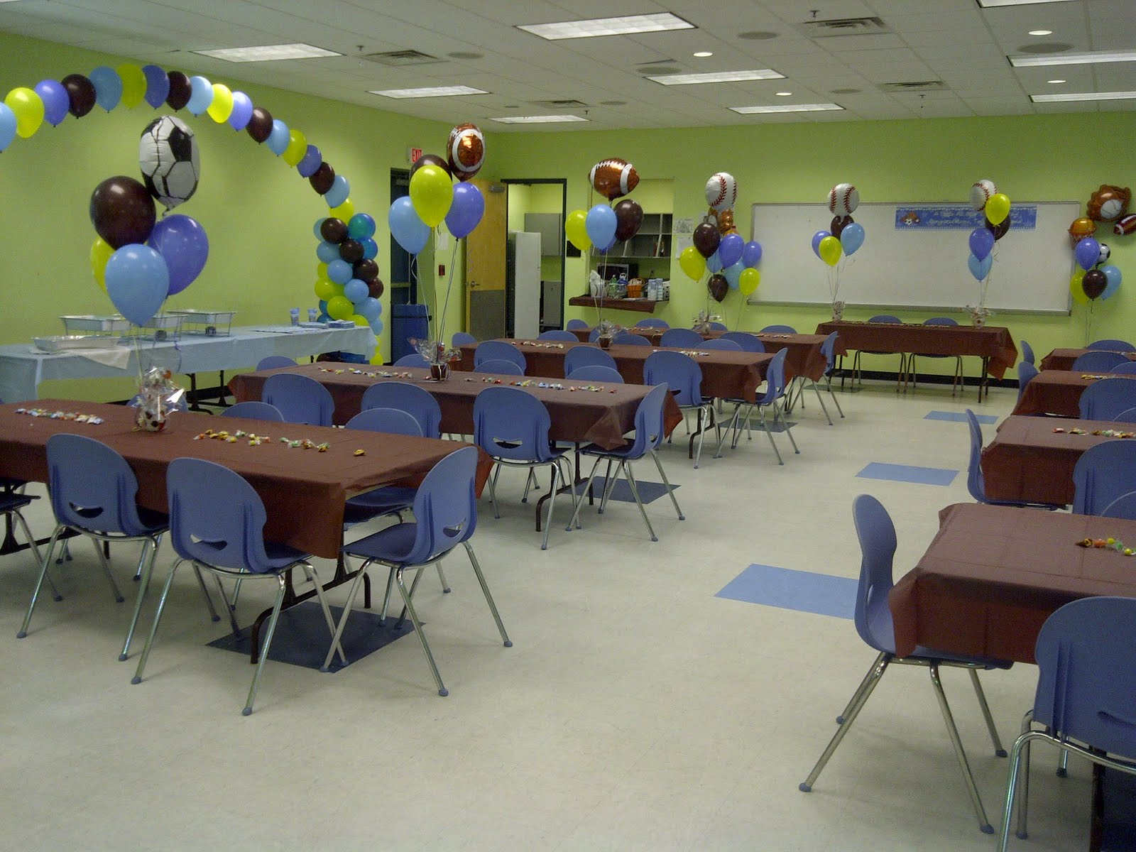 Baby Shower Decorations Jacksonville Fl ~ Balloon creations by velda may