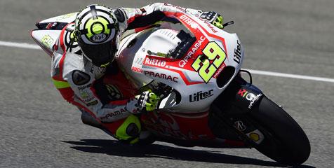 Iannone Ingin Jadi Suksesor Rossi Dan Stoner