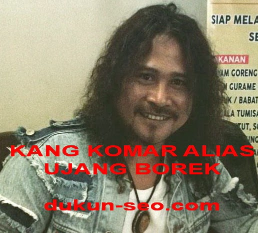 Sosok Kang Komar alias Ujang Borek Preman Pensiun RCTI