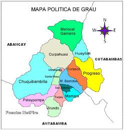 Mapa Politica de Grau