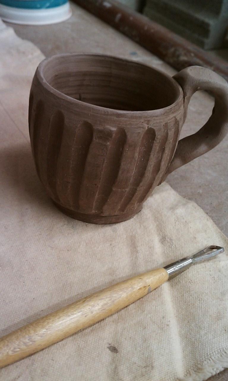 Desikalakar pottery