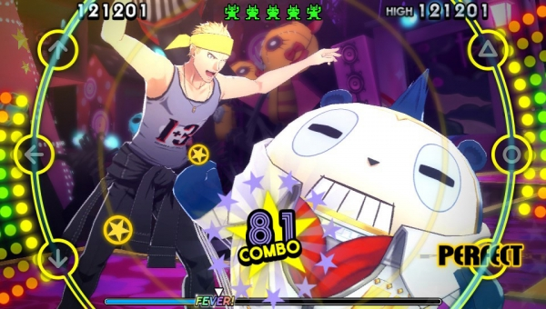 Persona 4 spin off game review