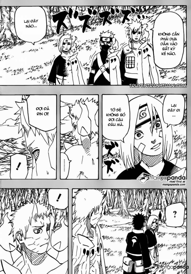 Naruto - Chapter 654 - Pic 8